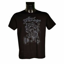 SCORPION BAY - T-shirt uomo MTE3320 - 8344 - Colore Black - Taglia 3XL