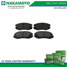 Nakamoto Front Ceramic Brake Pad Set Kit for Buick Chevy Equinox GMC Terrain 9-5