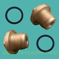 Land Rover Discovery 2 Brass Differential Filler Level Plugs By Bearmach FTC5403
