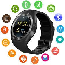 Fashion Bluetooth Smart Watch GSM Unlocked Smartwatch for Samsung S20 A10e S10 9