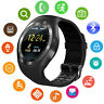 Fashion Bluetooth Smart Watch GSM Unlocked Smartwatch for Samsung LG Huawei ASUS