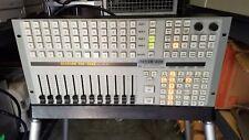 GRAHAM-PATTEN SYSTEMS D/ESAM 820 DIGITAL AUDIO MIXER CONTROLLER PANEL. EXTRAS!