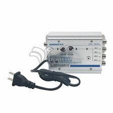 Seebest 8830H4 CATV 1 In 4 Out CATV Amplifier 30db Adjustable Cable TV Signal
