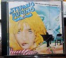 RUBINO STEFANO ALLA RICERCA DEL TEMPO PERDUTO N. 2 CD