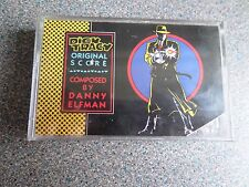DICK TRACY ~ Original Score by Danny Elfman,Cassette album
