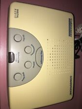 Conair Call Keeper Digital Answering System Tad1212W White