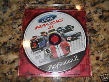 Ford Racing 2 II Two (PS2) 2 Playstation