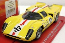 FLY 705101 LOLA T70 MK3B WATKINS GLEN 1970 NEW 1/32 SLOT CAR IN DISPLAY CASE