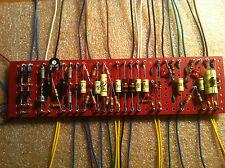 Hand Wired JCM800 2204/2203 50W &100W Turret Board,Sozo,Mallory,Alan Bradley