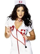 NURSES HEART SHAPED STETHOSCOPE, HOSPITAL FANCY DRESS, UNIFORMS, SEXY, MENS