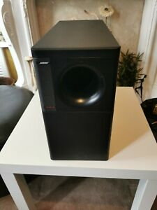 Bose Acoustimass 15 Series II Subwoofer Only with Mains Power Lead