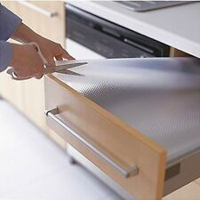"""IKEA VARIERA drawer mats - 59""""x19"""" - cut to desired size - Clear - From CA"""