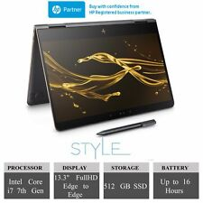 EXCLUSIVE LAPTOP HP SPECTRE x360 13-ac052na Core i7-7500U 8/512GB SSD ACTIVE PEN