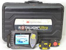 Pruftechnik Rotalign Ultra Is Laser Shaft Alignment System
