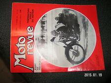 Moto Revue n°1579 Le Velocette Temperature ideale du moteur