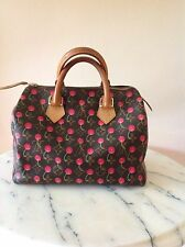 Louis Vuitton Cerises Cherry 25 Speedy Bag! Great Condition 100% Authentic!!