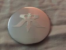 "Rennen Wheel Center Cap Emblem 2.5"" sticker NEW"