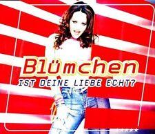 Blümchen Ist deine Liebe echt? (2000, CD1) [Maxi-CD]