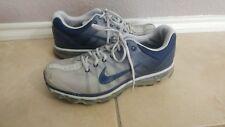 Nike Air Max - size 10 - blue & gray