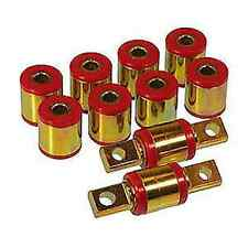 Prothane Rear Control Arm Bushing Kit Upper & Lower Honda Accord 90-97 (Red)