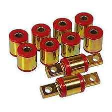 Prothane Rear Control Arm Bushing Kit Upper & Lower Honda Accord 90-97 (Red)