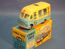 Corgi original toys No 428 is the Karrier Smiths Mister Softee ice cream van MB