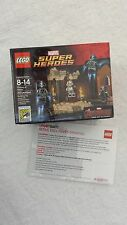Lego Marvel Super Heroes Avengers THRONE OF ULTRON Set SDCC 2015 Comic-Con #917