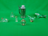 (7) Avon Men's Cologne and Aftershave Vinitage Collectibles