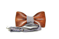 Wood wedding bowtie. Wood bow tie. Wooden bow tie. Mens wooden bow tie.