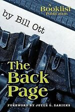 The Back Page (ALA Editions)