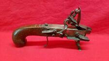 SUPER RARE - 18th Century Savage Wolverhampton Lighter Flintlock Tinder Pistol