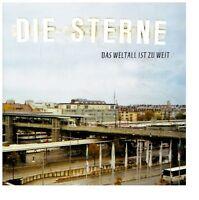 DIE STERNE - Das Weltall Ist zu Weit  / V2 RECORDS CD 2004