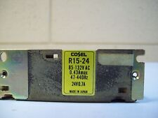 COSEL R15-24 POWER SUPPLY - USED - FREE SHIPPING