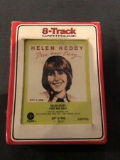 HELEN REDDY Free and Easy 8-TRACK TAPE Sealed