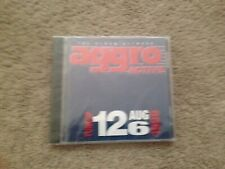 AGGRO ACTIVE TUNEP NUMBER TWELVE CD  AUGUST 6, 1999 NEW AGGRO-ACTIVE