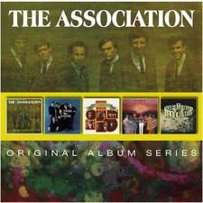 The Association - Original Album Series (NEW 5CD)