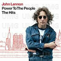John Lennon - Power To The People - The Hits (NEW CD)