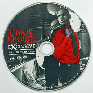 Chris Brown Exclusive The Forever Edition (CD) Disc Only - 20 Tracks - (2008)