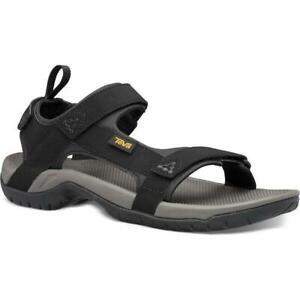 Teva Meacham Black Mens Sandals