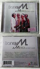 Boney M. - America The Party Album Incl. America Obama Obama... 2009 Sony CD OVP