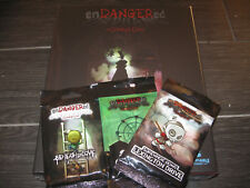 ENDANGERED ORPHANS Condyle Cove Pledge KickStarter Exclusive KS Expansions