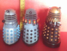 More details for doctor who classic figures daleks job lot x 3