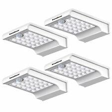 InnoGear 24 LED Solar Lights Dim to Bright Motion Sensor Outdoor Wall Light S...
