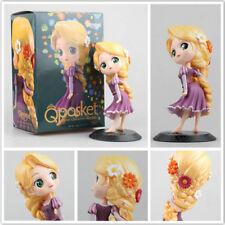 Q posket Disney Characters girl Princess Rapunzel PVC figure