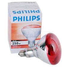 Philips Infrared Medical Lamp BR125 250W Bulb E27 Thermotherapy Arthritis Eye