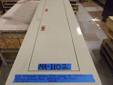 Ge 225 amp panel panelboard 200 175 208v/120v 240v sub main breaker Thqb