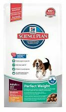 Hills Science Plan Adult Dog Perf Weight Med Dry Chicken 2kg - 21962