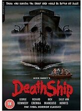Death Ship DVD Region ALL