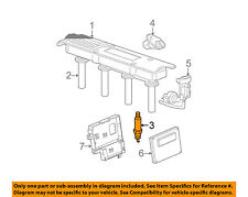 GM OEM Ignition-Spark Plug 12607280