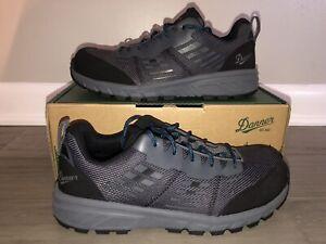 NEW Danner Men Sz 8 D Medium Run Time Industrial Boot shoes #12376 composite toe